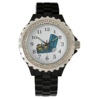 Retro Swedish Camp Stove Wrist Watches