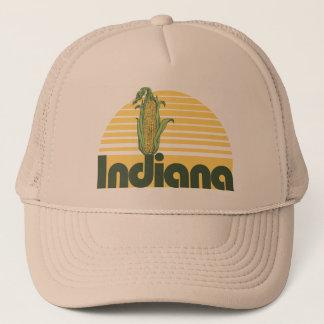 Retro Sweet Home Indiana Trucker Hat