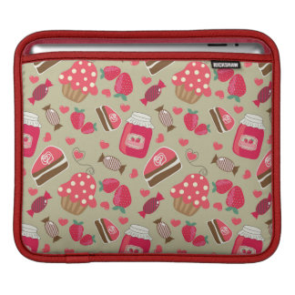 Retro Sweets Sleeve For iPads