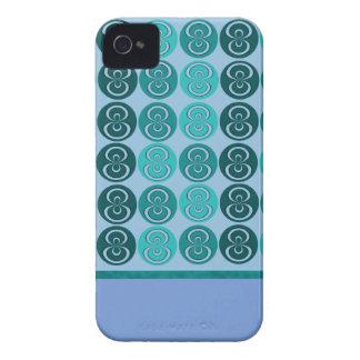 Retro Swirl Case-Mate iPhone 4 Case