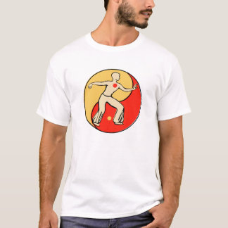 Retro Tai Chi T-Shirt