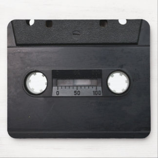 retro tape cassette player music hipster stereo mouse pad