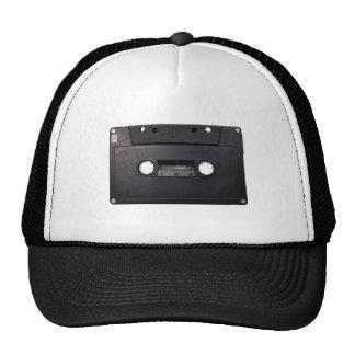 retro tape cassette player music hipster stereo trucker hat