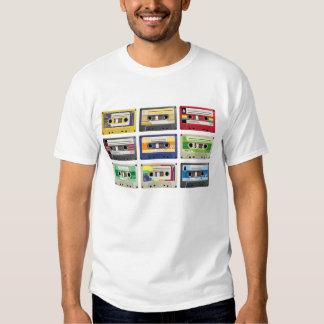 Retro Tapes Tee Shirt
