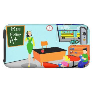 Retro Teacher iPhone 6 Case