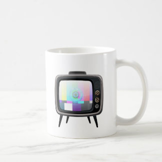 Retro Television Coffee Mug
