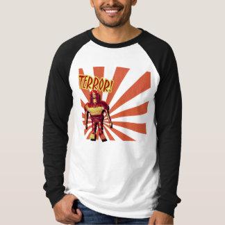 retro terror shirt