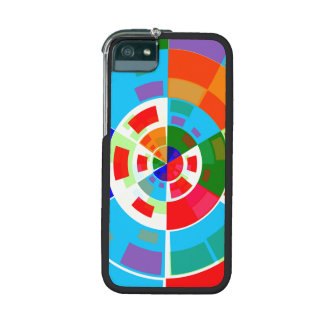 Retro Test Pattern iPhone 5/5S Covers