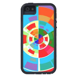 Retro Test Pattern iPhone 5 Case