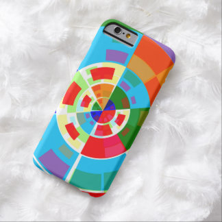 Retro Test Pattern Barely There iPhone 6 Case