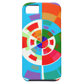 Retro Test Pattern iPhone 5 Cover