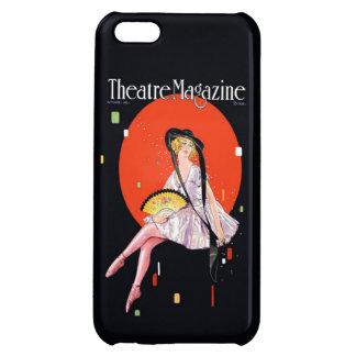 Retro Theatre Magazine Cover 1921 Vintage iPhone 5C Case