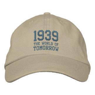 RETRO-THEMED 1939 cap