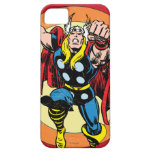 Retro Thor Character Graphic iPhone 5 Case