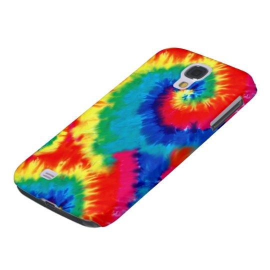 Retro Tie-dye Samsung Galaxy S4 Case