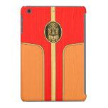Retro Tiki Surfboard iPad Mini Case