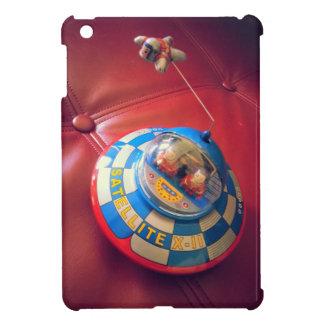 Retro Tin Flying Saucer Case For The iPad Mini