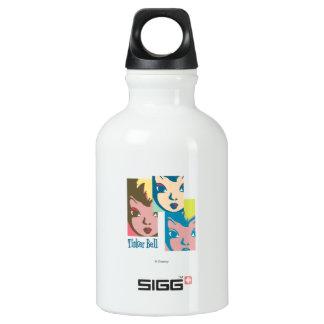 Retro Tinker Bell 1 Aluminum Water Bottle