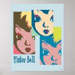 Retro Tinker Bell 1 Poster