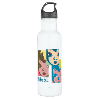 Retro Tinker Bell 1 Stainless Steel Water Bottle