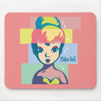 Retro Tinker Bell 2 Mouse Pad