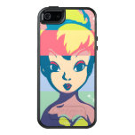 Retro Tinker Bell 2 OtterBox iPhone 5/5s/SE Case