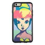 Retro Tinker Bell 2 OtterBox iPhone 6/6s Plus Case