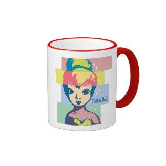 Retro Tinker Bell 2 Ringer Mug