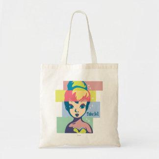 Retro Tinker Bell 2 Tote Bag