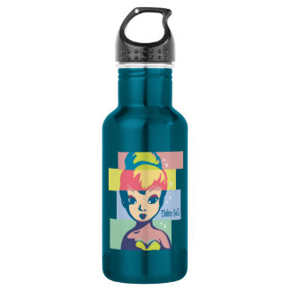 Retro Tinker Bell 2 Water Bottle