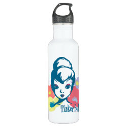 Water Bottle (24 oz) with Descendants Evie: Future Queen design