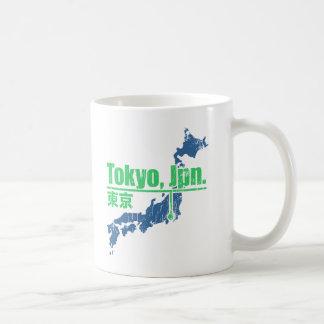 Retro Tokyo Coffee Mug