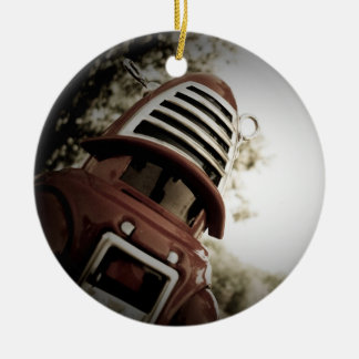 Retro Toy Robby Robot 01 Ornament
