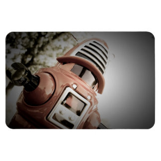 Retro Toy Robby Robot 02 Premium Flexi Magnet