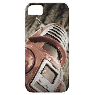 Retro Toy Robby Robot 03 iPhone SE/5/5s Case