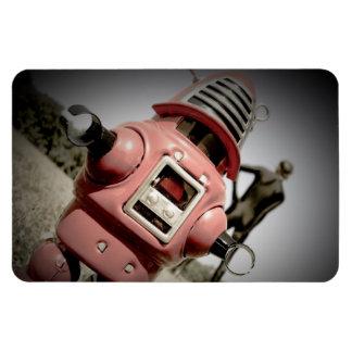 Retro Toy Robby Robot 04 Premium Flexi Magnet