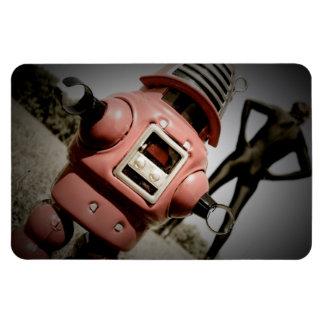 Retro Toy Robby Robot 05 Premium Flexi Magnet