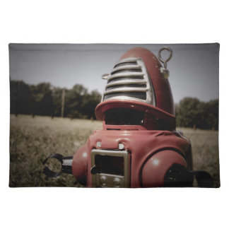 Retro Toy Robby Robot 06 American MoJo Placemats