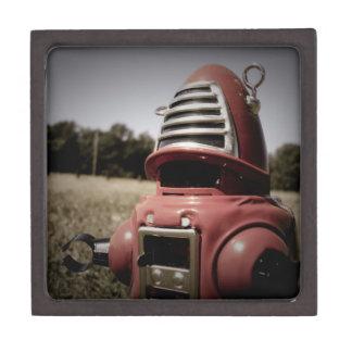 Retro Toy Robby Robot 06 Premium Gift Box