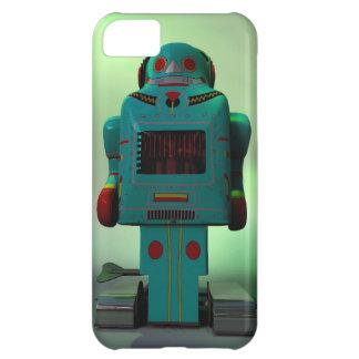 Retro Toy Robot Case For iPhone 5C