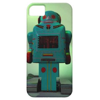 Retro Toy Robot iPhone SE/5/5s Case
