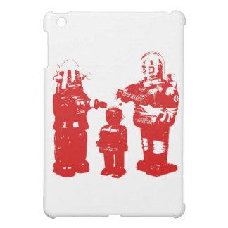 Retro Toy Robots iPad Mini Covers