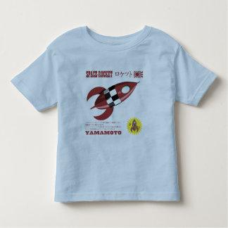 Retro Toy Rocket Advertisement Toddler T-shirt