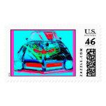retro transam stamps