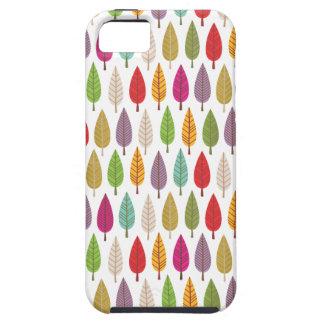 Retro tree nature pattern design iphone case iPhone 5 covers