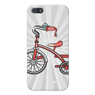 retro tricycle cover for iPhone SE/5/5s