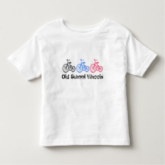 Retro Trikes Toddler T-shirt