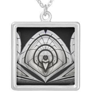 Retro Tunnel ~ necklace