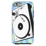 Retro Turntable iPhone 6 Case