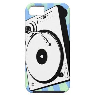 Retro Turntable iPhone SE/5/5s Case